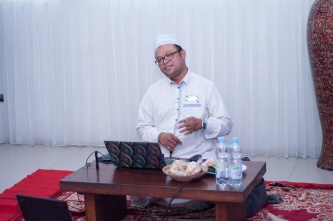 Ustad H. Abdul Malik Al Hadad