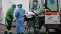 627 Meninggal dalam Sehari, Rekor Tertinggi Kematian Akibat Covid-19 di Italia
