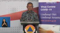 Jumlah Kasus Positif Covid-19 di Indonesia Bertambah 107 Orang