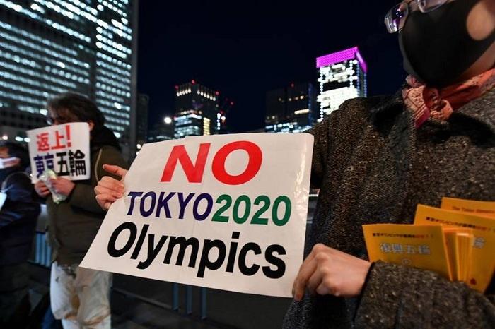 Reaksi Warga Jepang Paska Penundaan Olimpiade