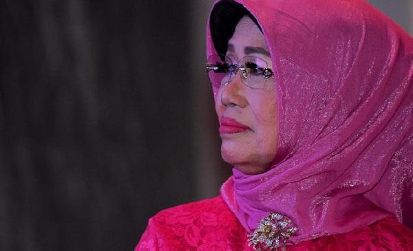 Sujiatmi, Ibunda Presiden Jokowi