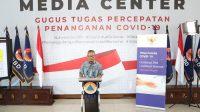 Kasus Positif Covid-19 di Indonesia Bertambah Menjadi 1.285