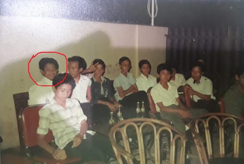 Foto Kenangan Semasa SMP-1