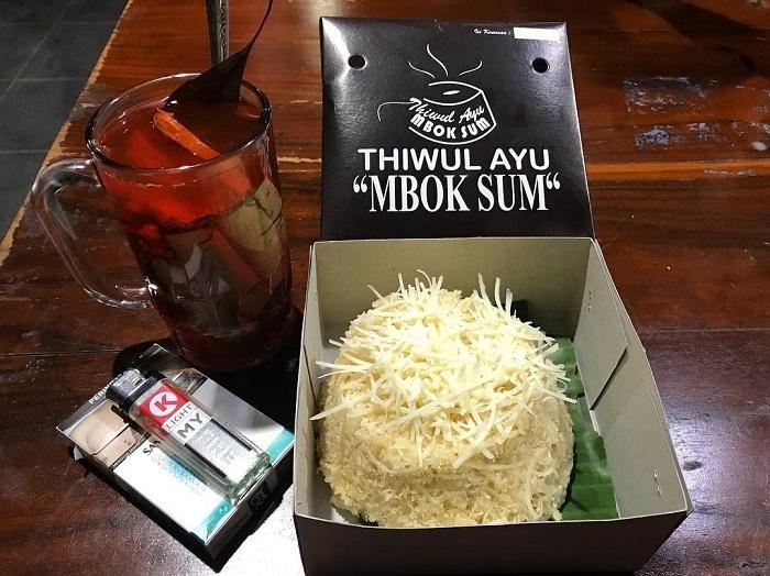 Makanan dari Olahan Tiwul