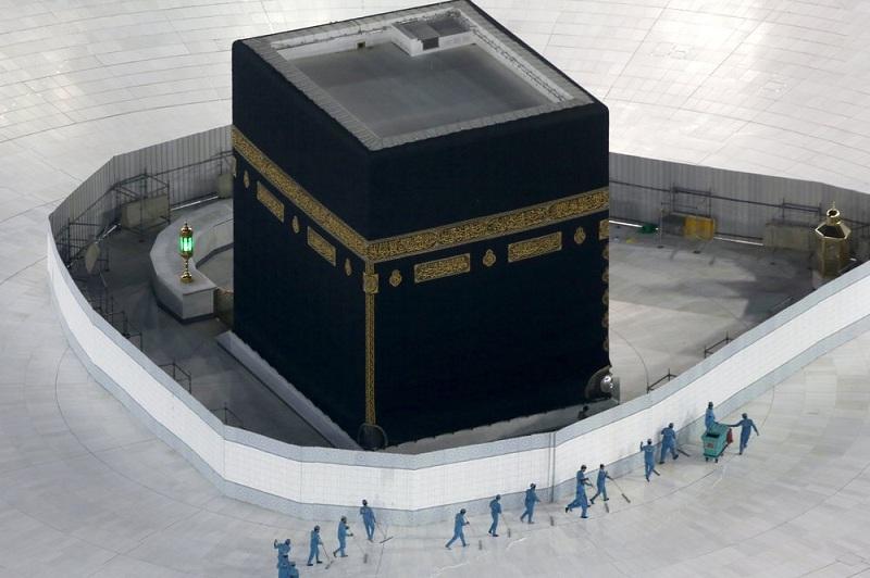 Akibat Corona, Arab Saudi Himbau Umat Muslim Tunda Rencana Ibadah Haji Tahun Ini