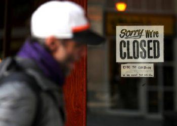 16,8 Juta Pekerja AS Kehilangan Pekerjaan Akibat Wabah Corona