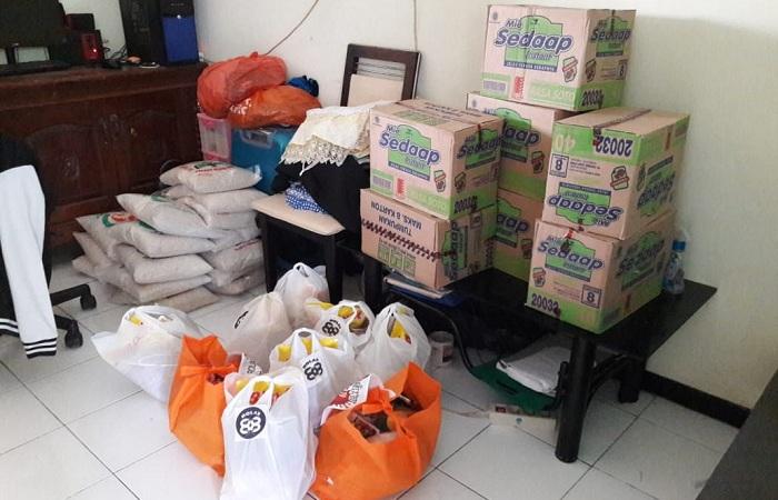 Bantuan Paket Sembako Diapresiasi Alumni Ika Rolas 88