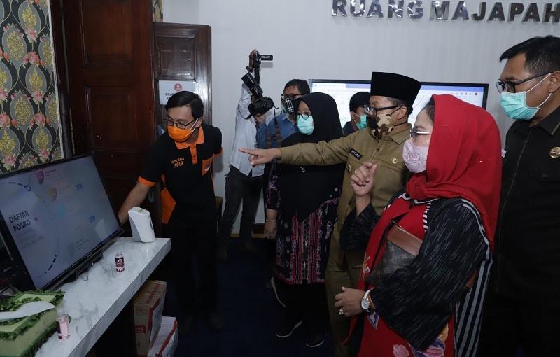 Anggota DPRD Jatim Apresiasi Manajemen Bansos COVID-19 Kota Malang