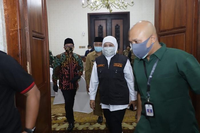 Gubernur Jatim Restui PSBB di Malang Raya