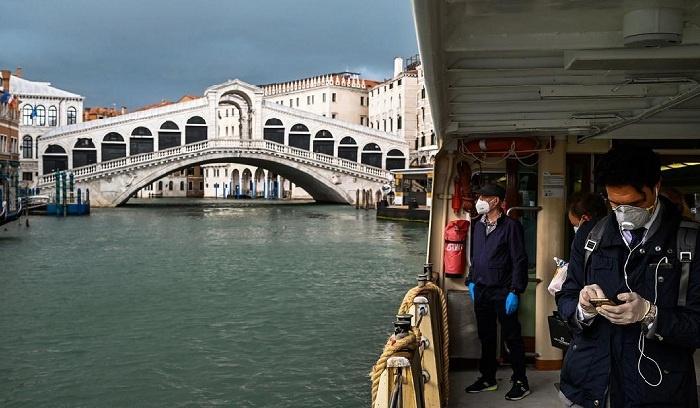 Italia Cabut Larangan Bepergian Mulai 3 Juni