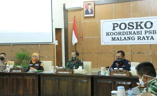 PSBB Malang Raya Berakhir 30 Mei, Saatnya Tansisi Menuju New Normal Life