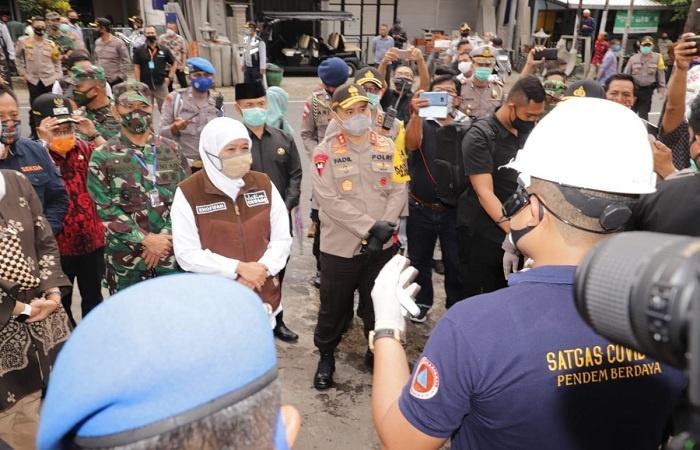 Kampung Tangguh Jadi Faktor Sukses PSBB Malang Raya