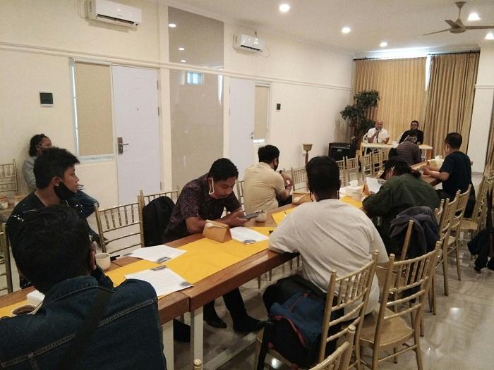 Softlaunching Vokanesia