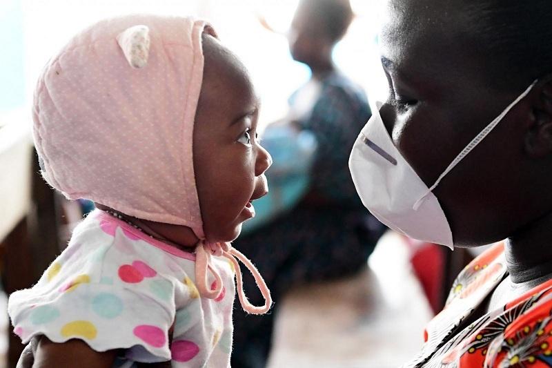 Anak di Afrika Rentan Virus Corona