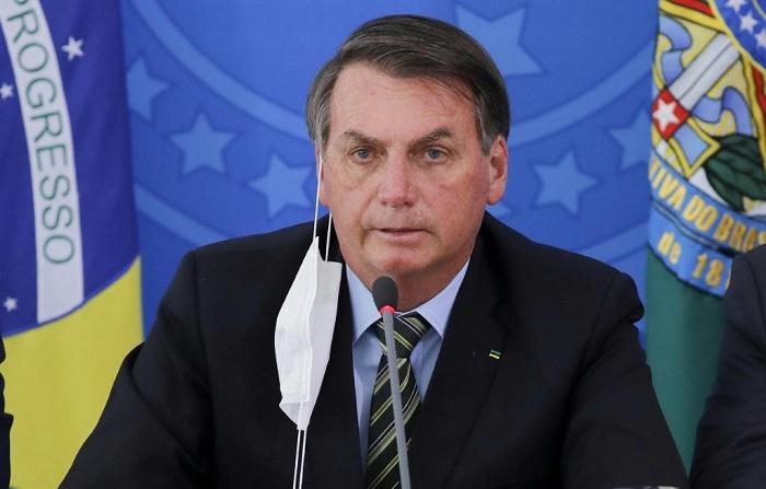 Hakim Perintahkan Presiden Brazil Pakai Masker di Ruang Publik