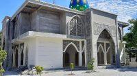 Pembangunan Masjid Al Ikhlas SMPN 12 Surabaya