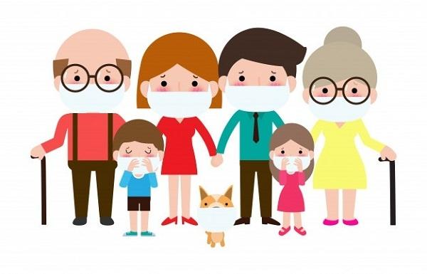 Edukasi Berbasis Keluarga Tumbuhkan Kebiasaan Baru Cegah COVID-19