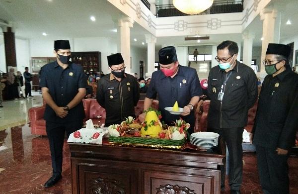 Ketua DPRD Kota Malang Resmikan 3 Ruangan Publik, Termasuk Ruang Khusus Wartawan