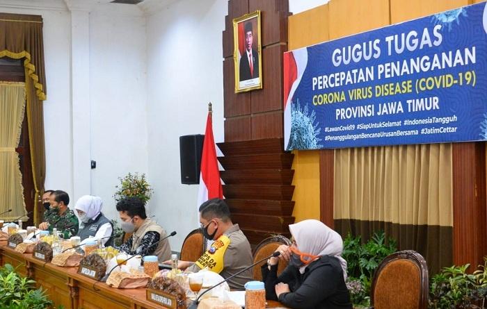 14 Hari ke Depan, Surabaya Raya Masuki Masa Transisi Menuju New Normal