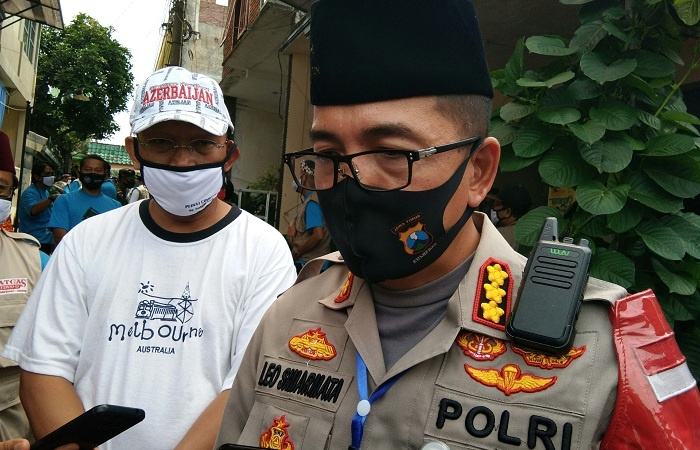 Kapolresta Malang Kota Nilai Masyarakat Kurang Disiplin Terapkan Physical Distancing