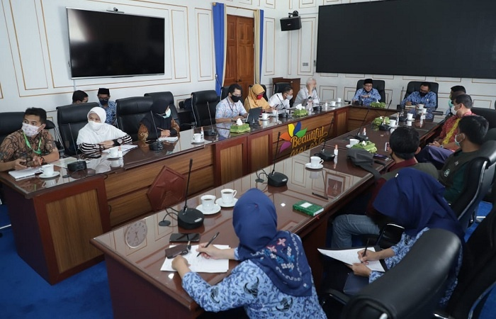 Walikota Malang Gandeng FK Perguruan Tinggi dan Satgas NU Perkuat Treatment Herbal untuk COVID-19