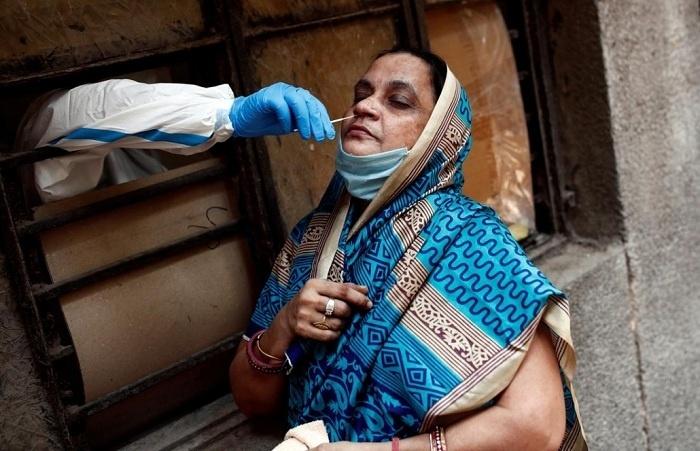 Hampir 16 Ribu, Rekor Kasus Positif Tertinggi di India dalam 1 Hari