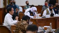Presiden Jokowi Deadline Jatim 2 Minggu Kendalikan Penyebaran COVID-19