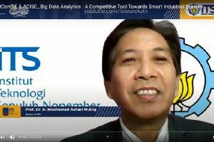 Dukung Perkembangan Industri 4.0, ITS Gelar IConISE