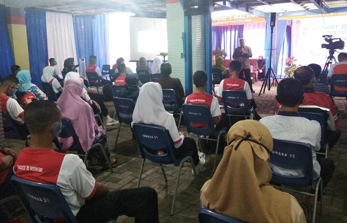 SMK PGRI 3 Malang Bangun Komitmen Success by Discipline Dengan Para Siswa dan Orang Tua