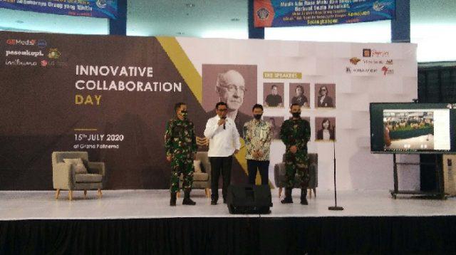 Majestic Convex-Polinema Stimulasi Bangkitnya Perekonomian Malang Melalui Gelaran ICD