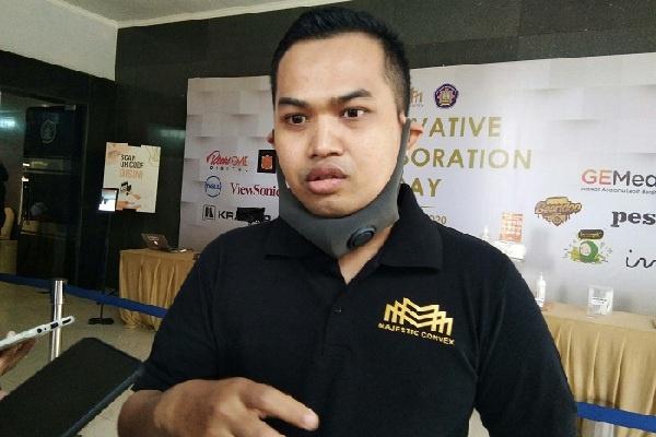Arif Fikrul, Salah Satu Komisaris Majestic Convex