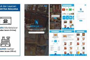 Niagara, Upaya Mahasiswa ITS Bantu Digitalisasi UMKM