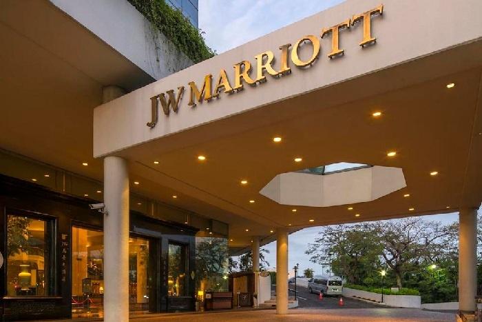 Hotel Marriott Wajibkan Tamu Kenakan Masker di Lobi & Tempat Publik di Area Hotel