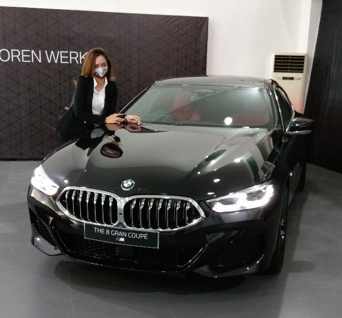 Sports Car BMW THE 8 Gran Coupé, Tawarkan Ekslusifitas dan Kemewahan Tiada Tara