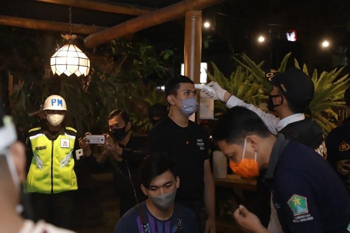 Opsgab Pemkot, Polresta dan Kodim Kota Malang