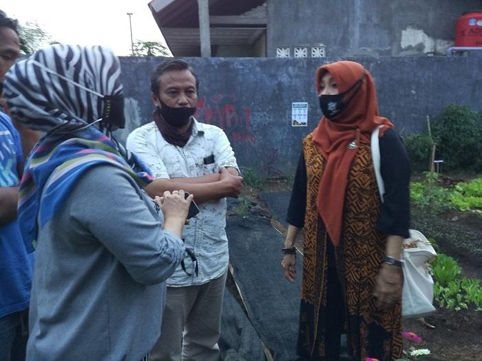Ketua KIM Kota Malang Berbincang dengan Pengurus RW 2