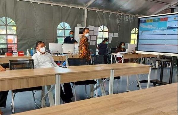 COVID-19 Masih Tinggi Di Jatim, Menkes Terawan Berkantor Di Surabaya