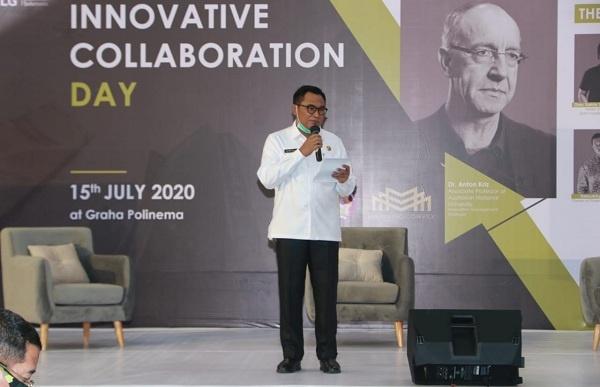 Wawali Malang : Jaga Kesehatan dan Inovasi Agar Ekonomi Bergerak