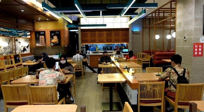 Restoran Wajib Patuhi Protokol Kesehatan