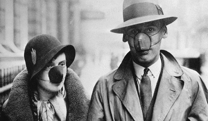 Sejarah Penggunaan Masker di Dunia