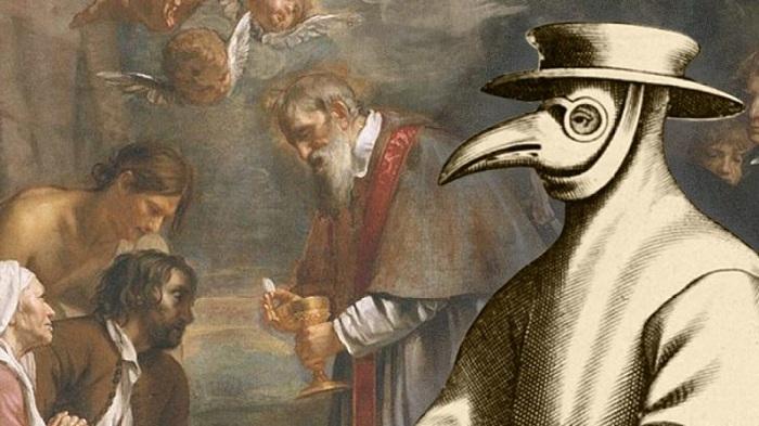 Masker Paruh Burung