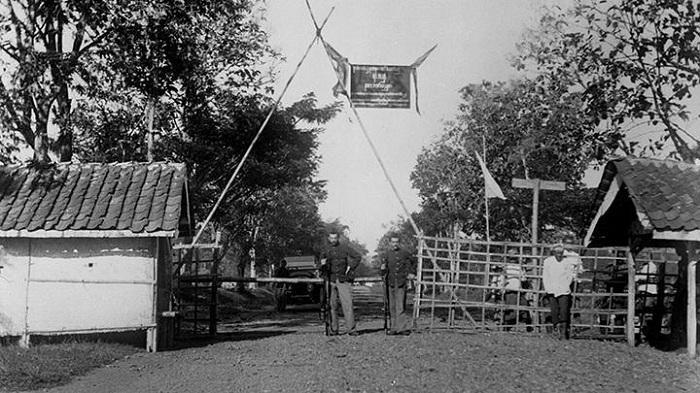 PSBB di Masa Kolonial