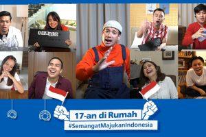 Astra Meriahkan HUT Kemerdekaan RI, Gelorakan Semangat Majukan Indonesia