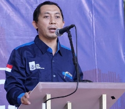 Kepala Pusat Kajian Halal ITS, Setiyo Gunawan