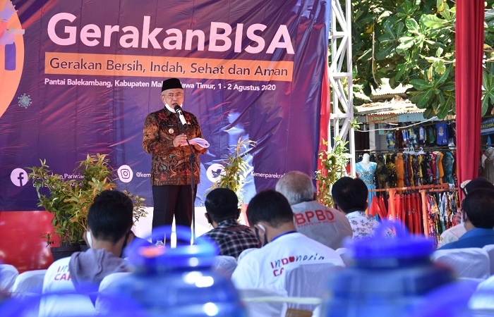 Pemkab Malang Dukung Gerakan BISA untuk Bangkitkan Sektor Pariwisata