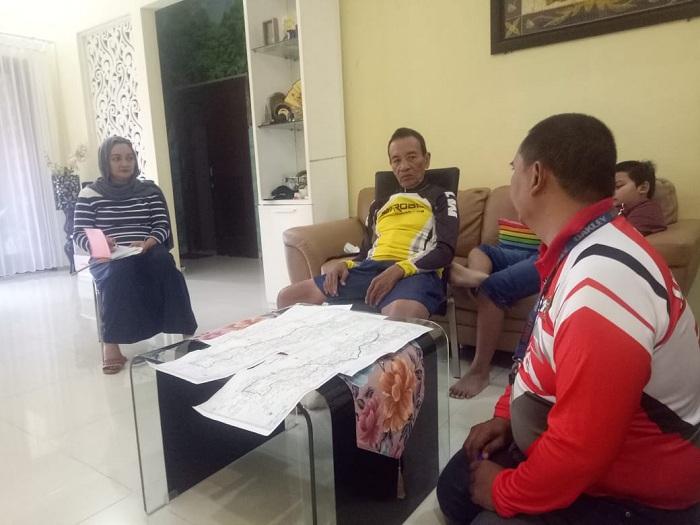 Pertemuan Tarwi-Puspita di Malang