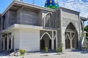QRIS IKARHOLAZ Permudah Kontribusi untuk Pembangunan Masjid Al Ikhlas SMPN 12 Surabaya