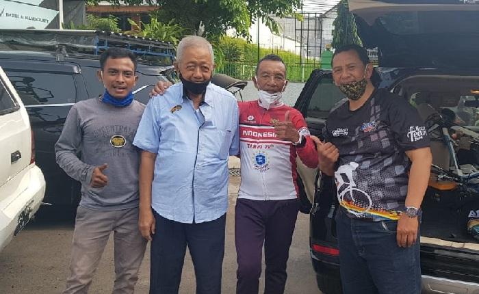 Haji Ircham Sambangi Hotel Tempat Tarwi Menginap di Jogja