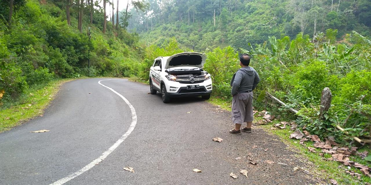 Mobil matik mogok