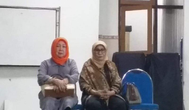 Ngaji Braille Bersama Ibu Hj Harbiah Sholahudin